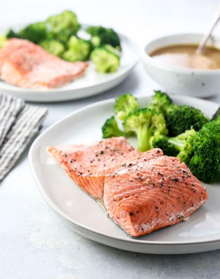 instant pot salmon recipe