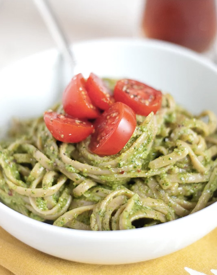 arugula walnut pesto recipe