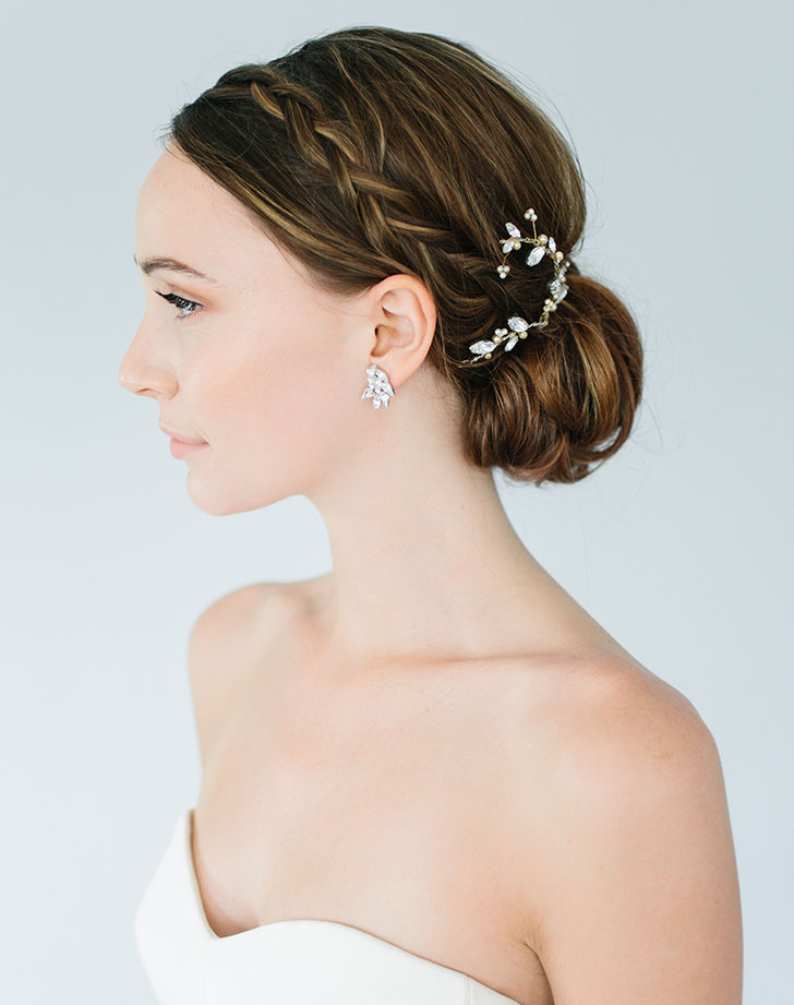 bridesmaid hair style 8