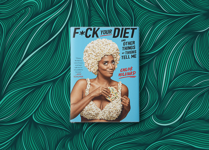best books of 2020 fck your diet chloe hilliard