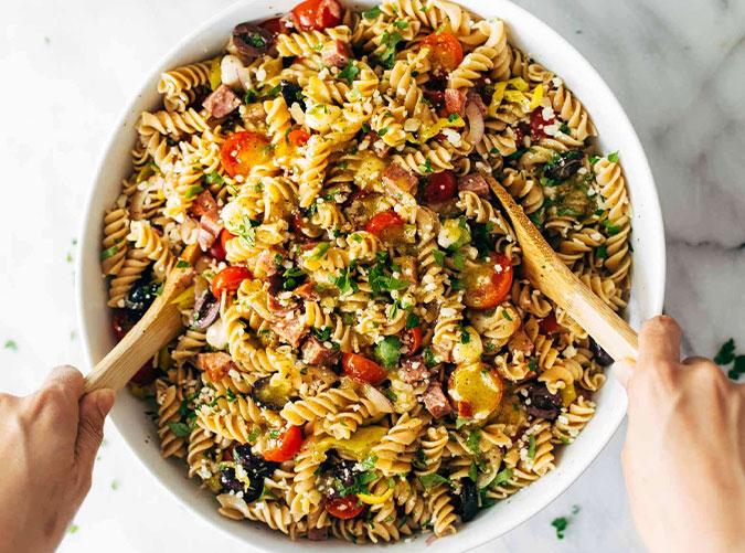 31 Healthy Pasta Recipes That Still Taste Indulgent - PureWow