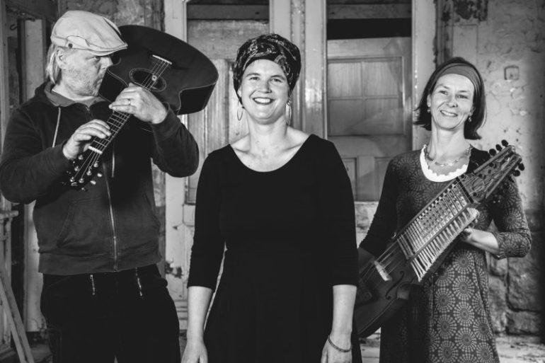 Imagefoto der Folk-Musik Gruppe Tworna