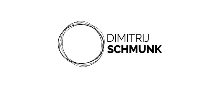 Logo Dimitrij Schmunk - Wort-Bildmarke - Alternative Variante I