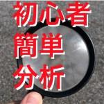 【仮想通貨】初心者でも簡単!ファンダメンタル分析テクニカル分析