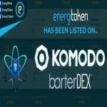 【仮想通貨】エナジーマインEnergimineリストアップ!komodoのDEX