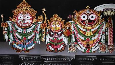 Baman ( Dwarf ) Besha, Costume Of Lord Jagannath