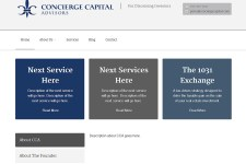 Concierge Capital Advisors