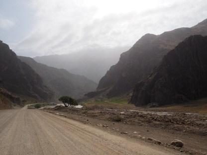Pamir Highway, Tadschikistan, puriy