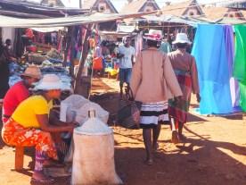 Markt in Ambalavao