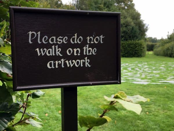 Helpful Notices - Englishness