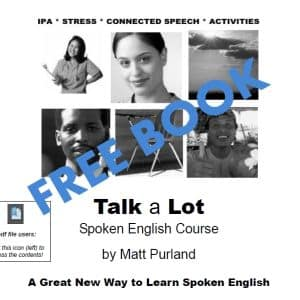 FREE Talk a Lot Elementary Handbook - by Matt Purland