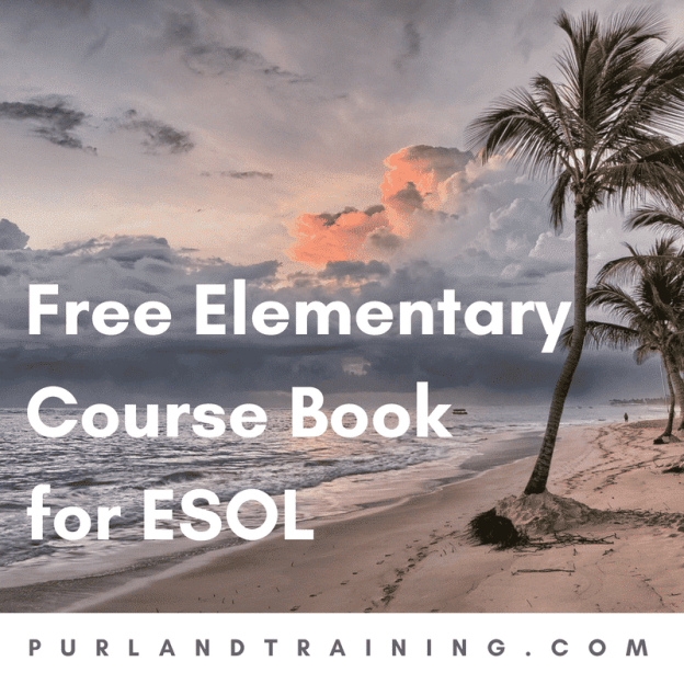 free talk a lot elementary book 3 for esol lessons by matt purland