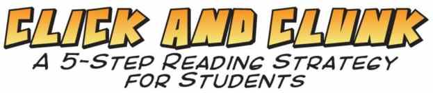A 5-Step Reading Strategy For Students - Infographic