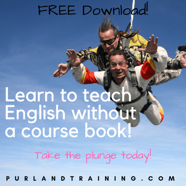 FREE ELT BOOK - You Are The Course Book - by Matt Purland