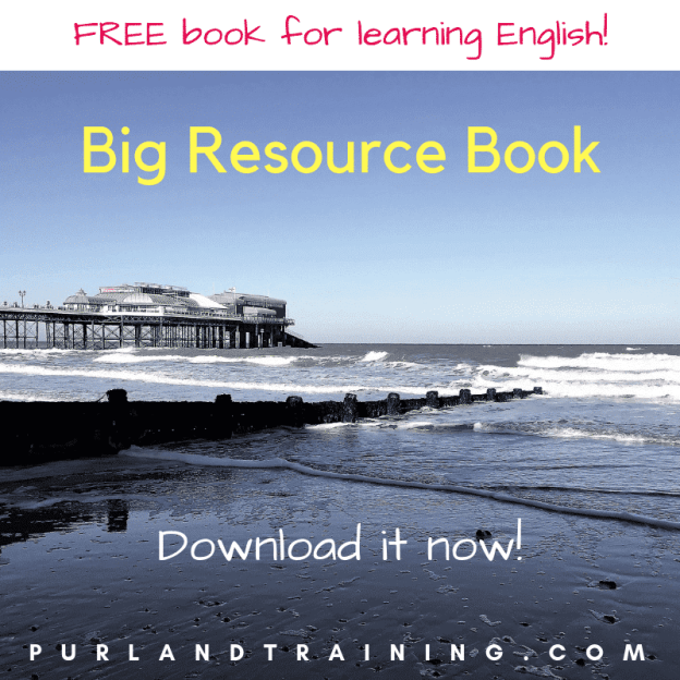 FREE Big Resource Book for ESOL Lessons by Matt Purland