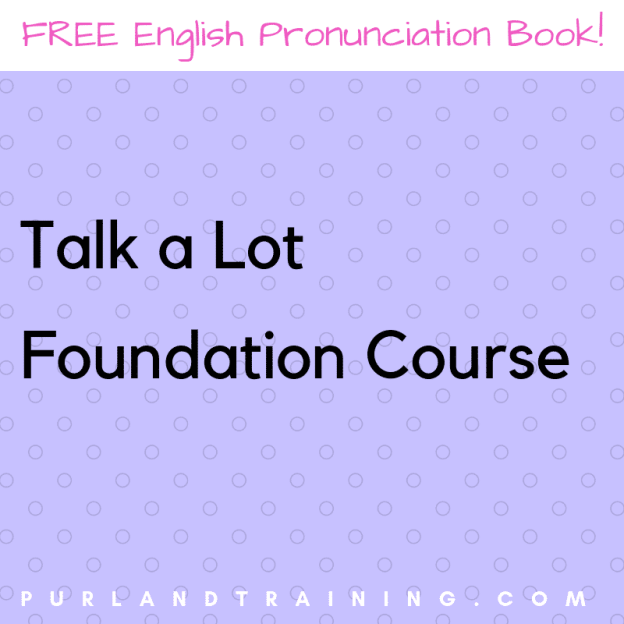 FREE BOOK! Talk a Lot Foundation Course - by Matt Purland