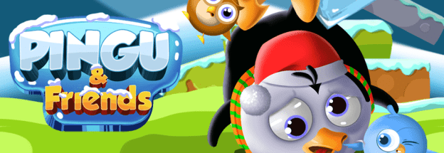 Play Pingu and Friends!