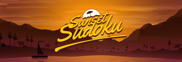 Play Sunset Sudoku Challenge!