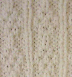 Moss Panels Stitch