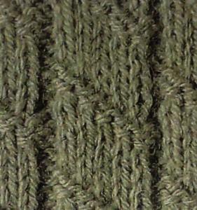 Spiral Pattern Stitch