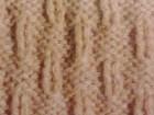 Vertical Dash Stitch