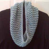 Mesh Lace Cowl by @someonesmom458