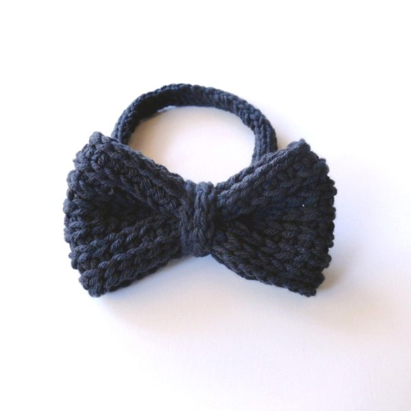 Buster's Knitted Bowt Tie