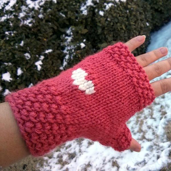 Valentine's Day Gloves
