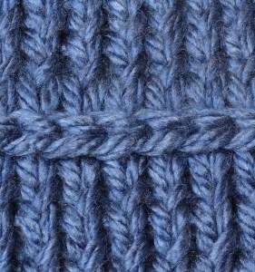 How To Knit The Lateral Braid