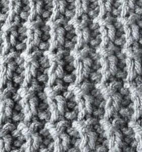 Ridge Rib Stitch