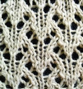 Wheat Lace Stitch