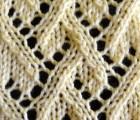 Lattice Lace Stitch