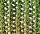 Ridge Lace Stitch