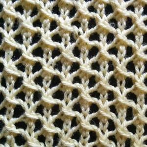 Net Stitch - Purl Avenue