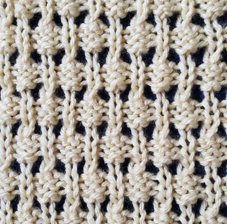 Ornate Openwork Stitch II