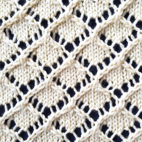 Brocade Lace Stitch