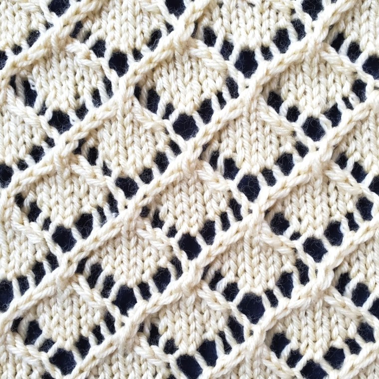 Brocade Lace Stitch