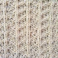 Arrows Knit Stitch