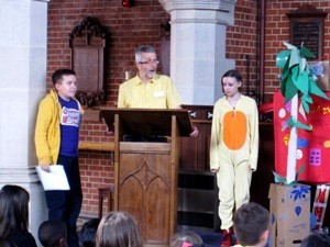 Our Helpers and Minster