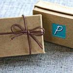 PurlsAndPixels gift box for earrings