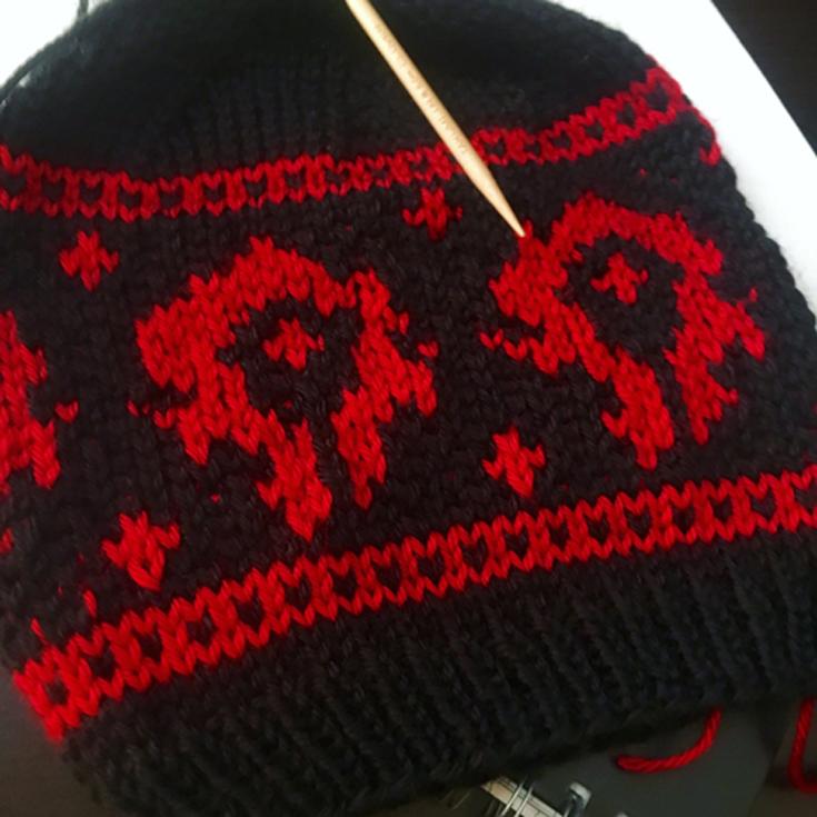 TinyAlchemy blog — My crochet tauren, a character from World of... | 735x735
