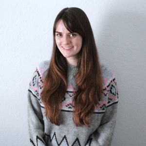 Liz Chandler designer of PurlsAndPixels