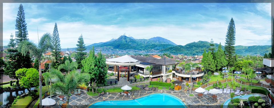 Hotel Purnama di masa kini. Jauh lebih cantik!