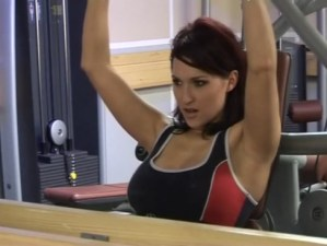 Imagen Anal Sex En El Gym A Tetas Cachondas
