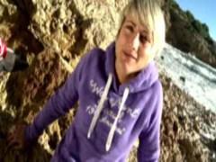 Nikky En Sexo Anal Y Tortuara Con Follada Fuerte En La Playa