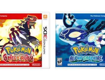 Nintendo anuncia DO NADA remake da terceira geração de Pokémon