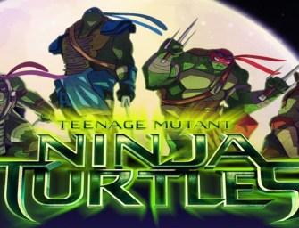 Novo filme das Tartarugas Ninja ganha jogo para celular