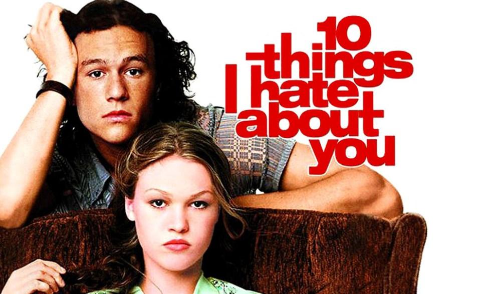 10 things i hate