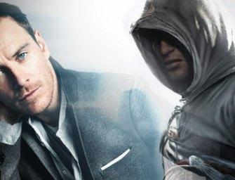 Seria essa a trama do filme de Assassin's Creed?