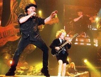 Ouça Play Ball, a nova música do AC/DC